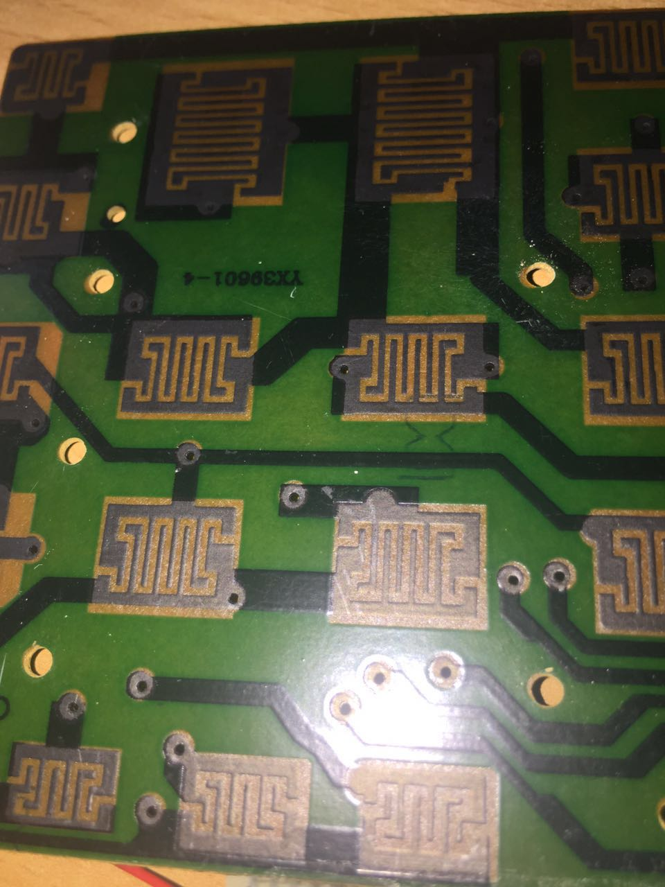 Printed Circuit Lin Industry Co Limited Board 4 Layer 3 China